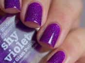 piCture pOlish: Violet