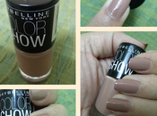 Review Maybelline Color Show Nail Colors-Nude Skin 015, NOTD