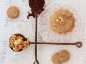 Espresso Walnut Cookies (eggless)