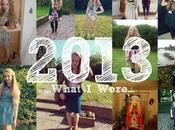 What Wore 2013...