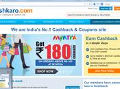 Experience with Cashkaro.com