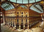 Italian Lucky Places Galleria Vittorio Emanuele Milan