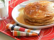 Post Holidays {Whaaatt???} Soft Fluffy Eggnog Pancakes