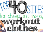 Sites Cheap Trendy Workout Clothes
