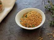 Spice with Sesame Thyme