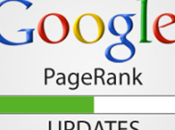 Google Page Rank Updated 2013