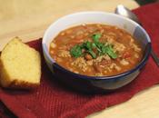 White Bean Chicken Sausage Chili...