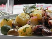 Succulent Octopus Potato Salad Cork