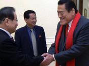Antonio Inoki Meets with Yong