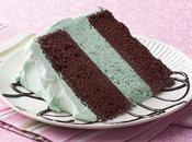 Recipe Week: Mint Chocolate Cream Cake