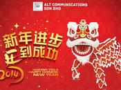 Wishing Happy Chinese Year