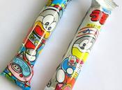 Japanese Snacks Review! Umaibo, Morinaga Choco Balls Mitsuya Cider Candy
