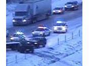 Snow=Trouble Driving Louis, Missouri