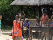 Sibhaca Dance Mantenga Cultural Village, Swaziland