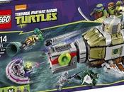 LEGO Teenage Mutant Ninja Turtles Sets Revealed!