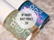 Favourite Beauty Products 2014