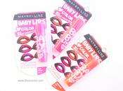 Swatch Attack!: Maybelline Baby Lips Color Bright Collection!
