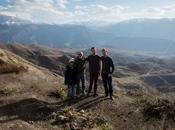 Backpacking Iran: Visiting Alamut Castle, Gazor Khan, Iran