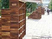 Innovative Outdoor Libraries Russia