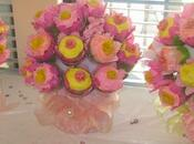 Principessa Wedding Series: How-To Make Beautiful Floral Cupcakes Cupcake Bouquets!