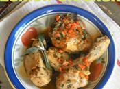 Contadina Lemon Chicken from Emilia Romagna