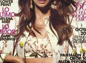 Ella Kandyba Marie Claire Spain Magazine February 2014