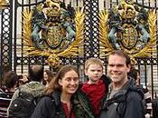 London Buckingham Palace, Westminster Abbey, Princess Diana's Memorial, Kensington Palace