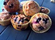 Blogging Confidence Blueberry Cream Cheese Filled Muffins
