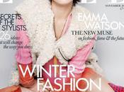 """Emma Watson's Cover Shoot Elle Nov.2011 """"HP"""" Girl Narrates Style Beauty…"""