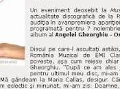 Homage Maria Callas Radio Romania Muzical Tonight (available Online, Too)