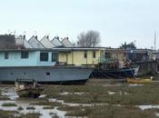 Shoreham Beach Houseboats Weekly Photo Challenge Windows