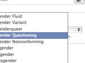 Genders Facebook