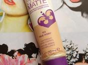 Review Rimmel Stay Matte Foundation
