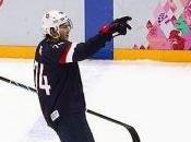 U.S. Men's Hockey Forward T.J. Oshie's Swing Golf Examined