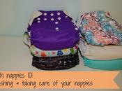 Cloth Nappies 101: Wash Take Care Nappies?