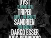 Techno Party London with DVS1 February 28th Corsica Studios