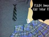 RUUM American Kid's Wear {Review Special BOGO Sale Code!}