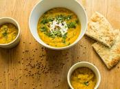 Curried Butternut Squash Coconut Soup