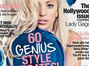Lady Gaga Glamour South Africa March 2014