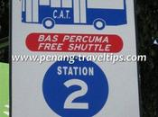 George Town Free Shuttle (Penang Trip, Part