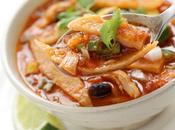 Recipe Week Chicken Tortilla Soup