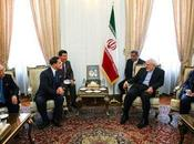 DPRK Delegation Meets Iran's Foreign Minister