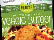 Gluten Free Product Review: Hilary's World's Best Veggie Burger