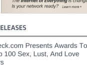 Wow!!! Awarded Sex, Love, Lust, Love Blogs