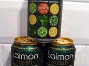 REVIEW! Laimon Fresh Sparkling Lemon-Lime Mint Drink