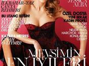 Jessica Alba Marie Claire Magazine Turkey March 2014