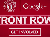 Manchester United Stream International Fans Onto Pitchside Hoardings Google+