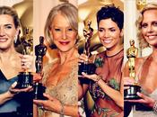 Best Actress Oscar Fashion What They Wore Night