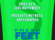 Pamper Your Hard-Working Feet with Fresh from Body!