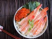 Ikura Chirashi Hinamatsuri (Cod Shrimp Scattered Sushi Japanese Girls' 2014)